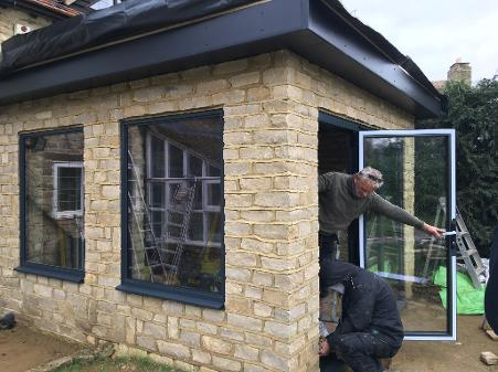 ORANGERY EXTENSIONS, BUILDER, FLEET, FARNBOROUGH, HOOK, CAMBERLEY, LANTERN ROOF